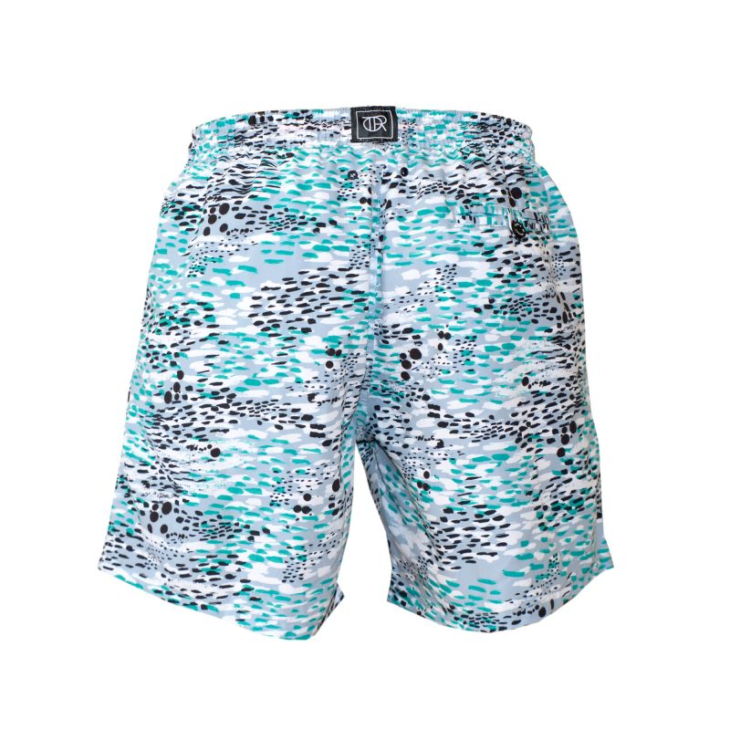 air swim shorts back