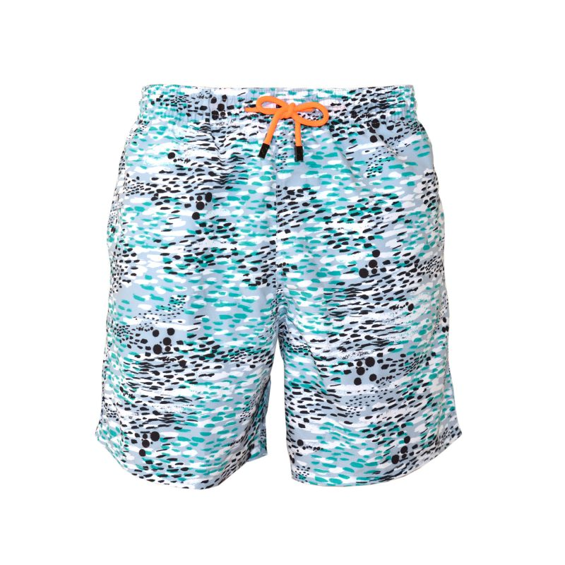 air swim shorts front