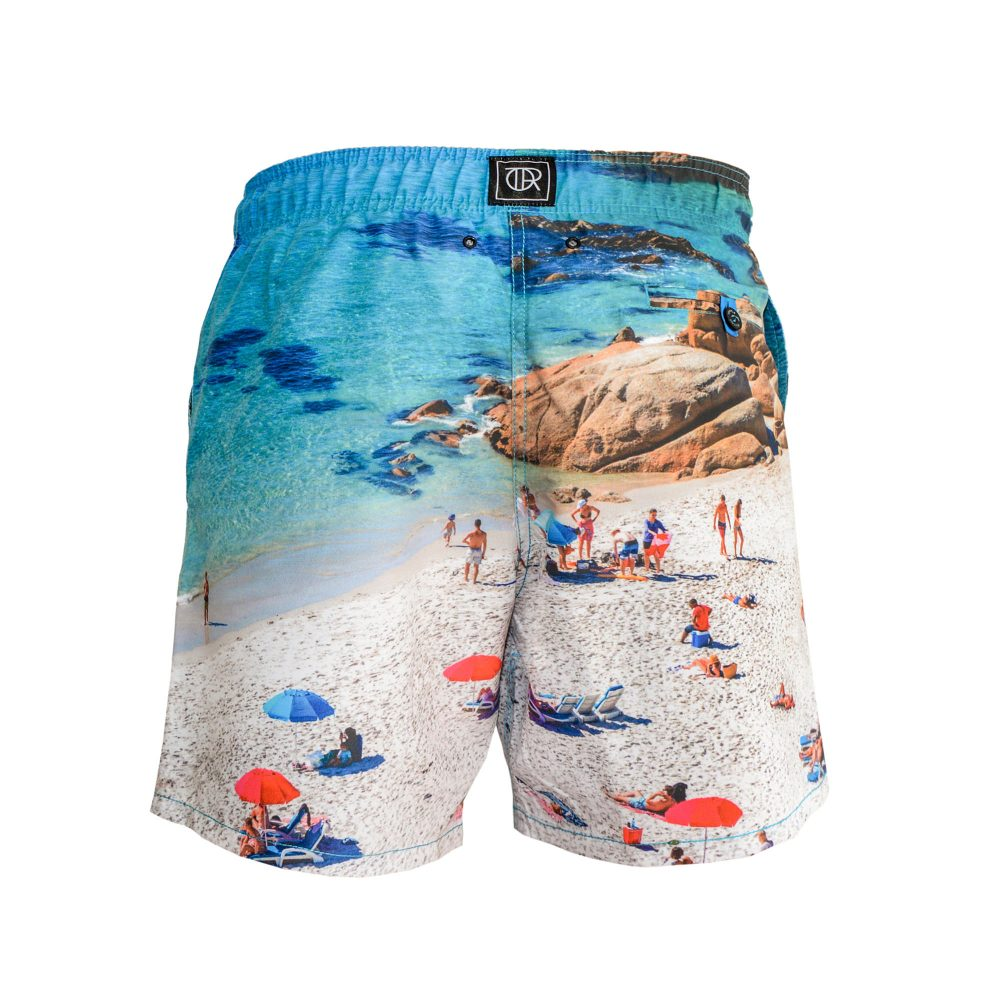 clifton beach swim shorts back