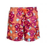 heart of darkness swim shorts front