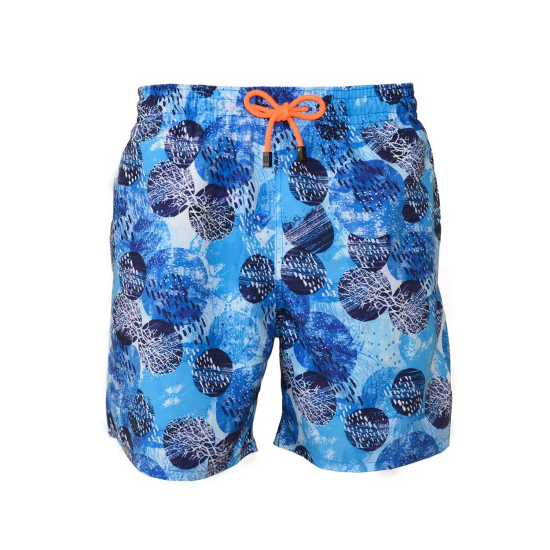 water swim shorts front