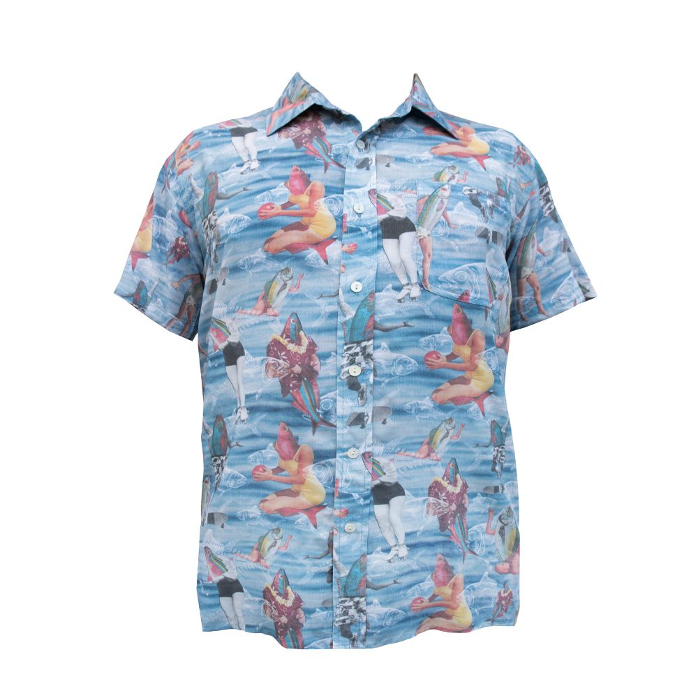 Fish Out Of Water Holiday Shirt