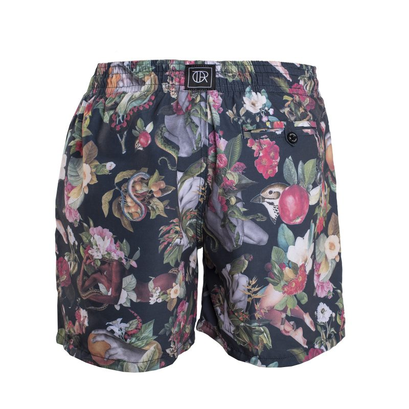 Mother Nature Swim Shorts