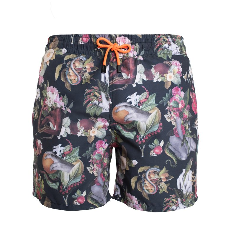 Mother Nature Swim Short